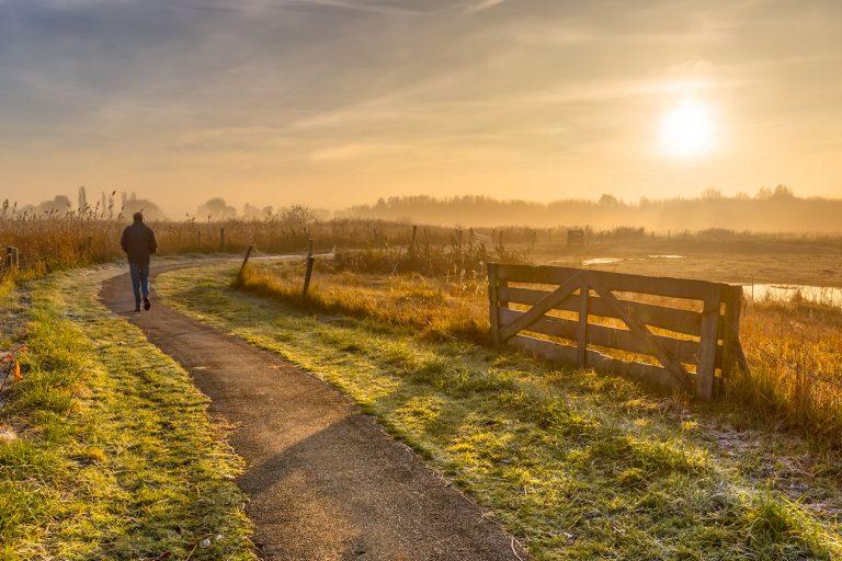 Veilig wandelen Friesland