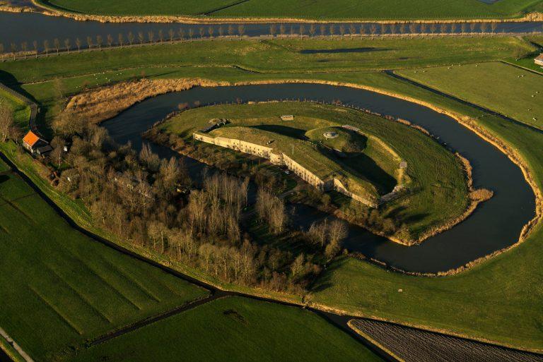 Nieuwe Hollandse Waterlinie werelderfgoed