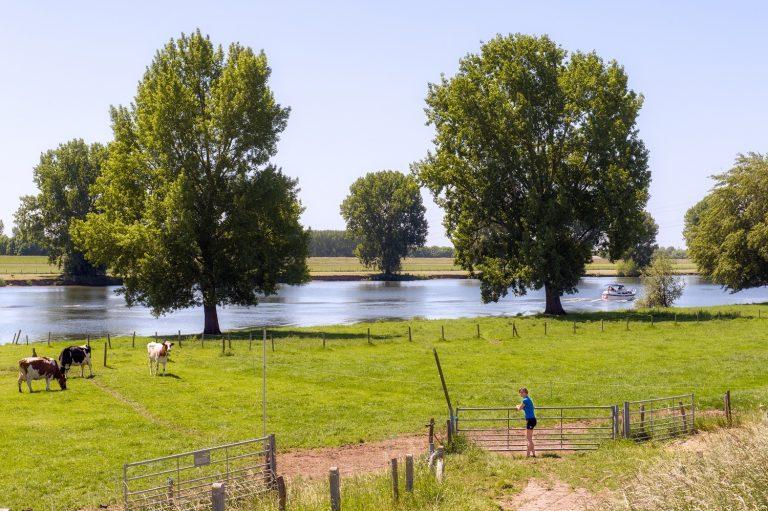Fietsroute Nijmegen