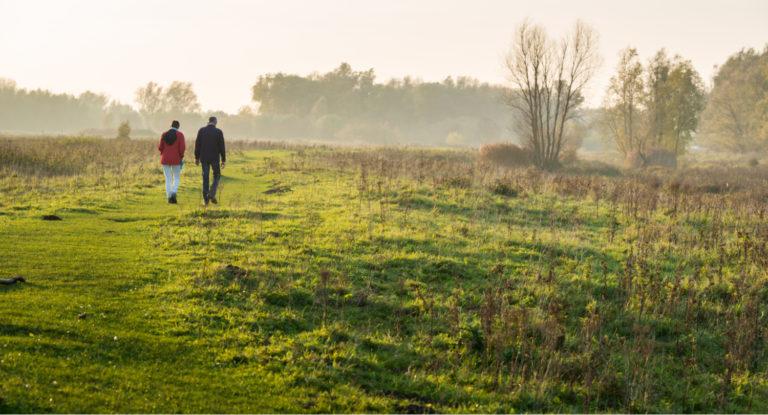 wandel naar je werk-dag