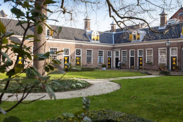 hofjesstad Haarlem