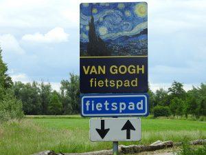 Van Gogh fietsroute