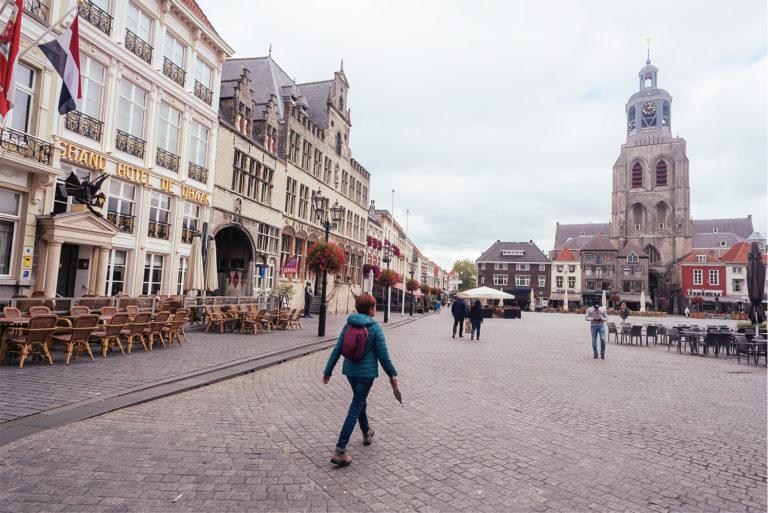 Stadswandeling Bergen op Zoom