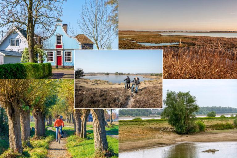 top 5 fietsroutes 2020