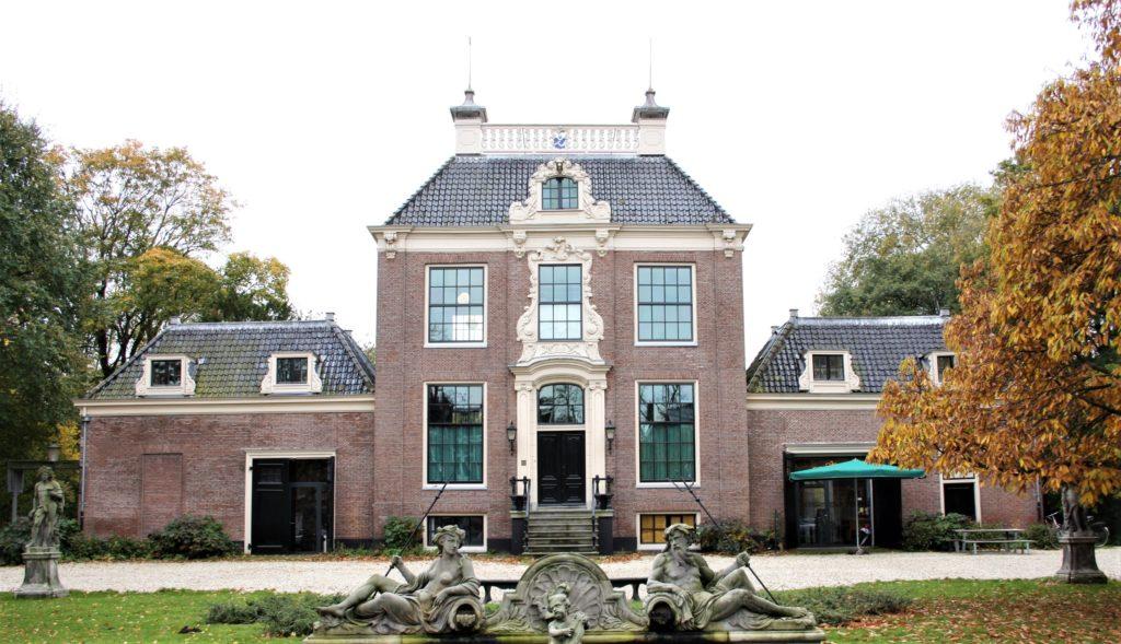 Parkenroute Amsterdam