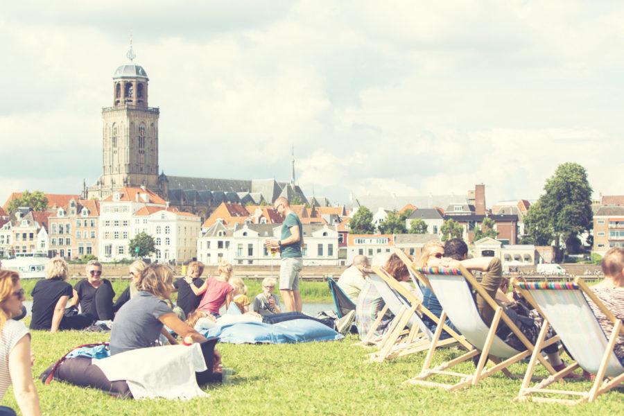 Nederlandse stadsstranden