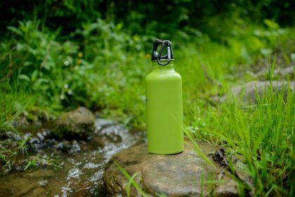 duurzame waterfles