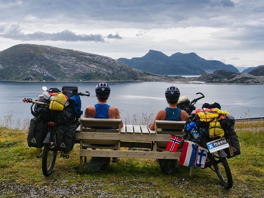 Noorwegen op de fiets - Toeractief