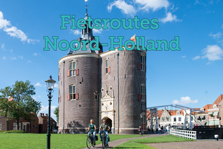 Fietsroutes Noord-Holland