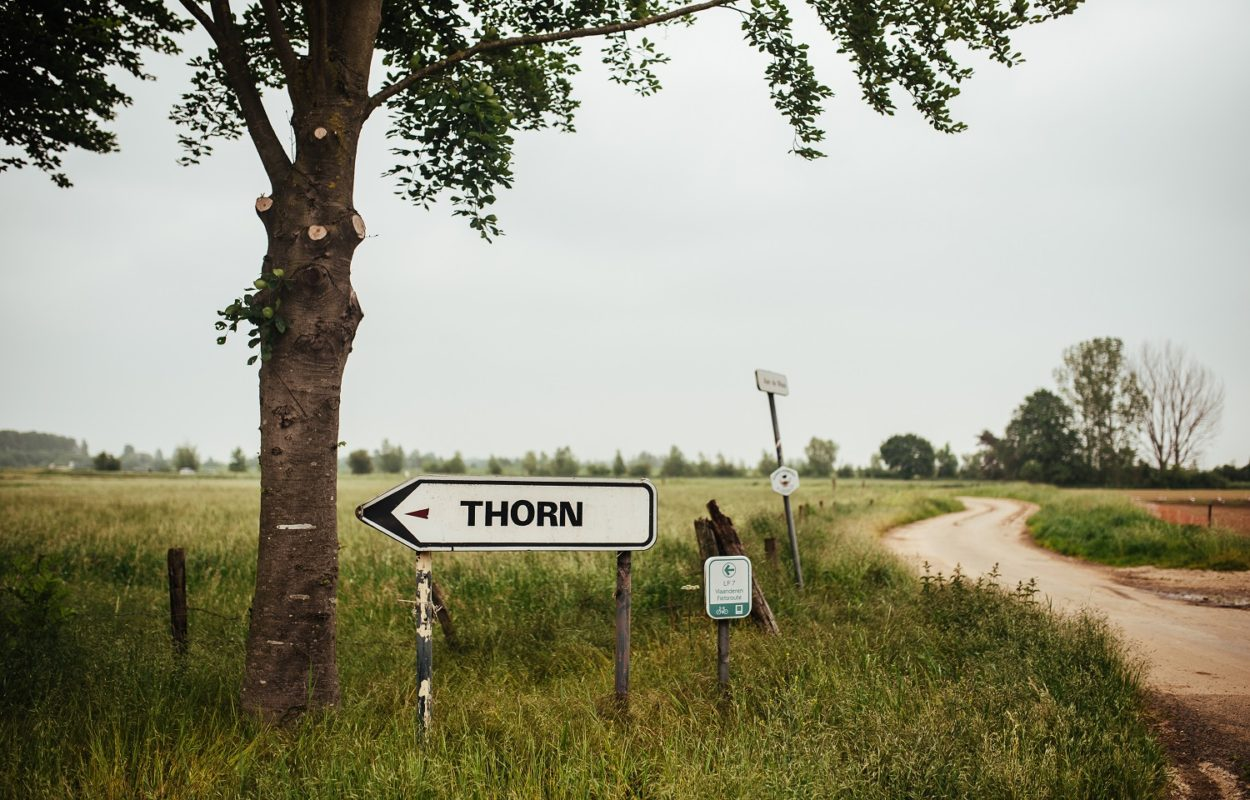 fietsroute Thorn