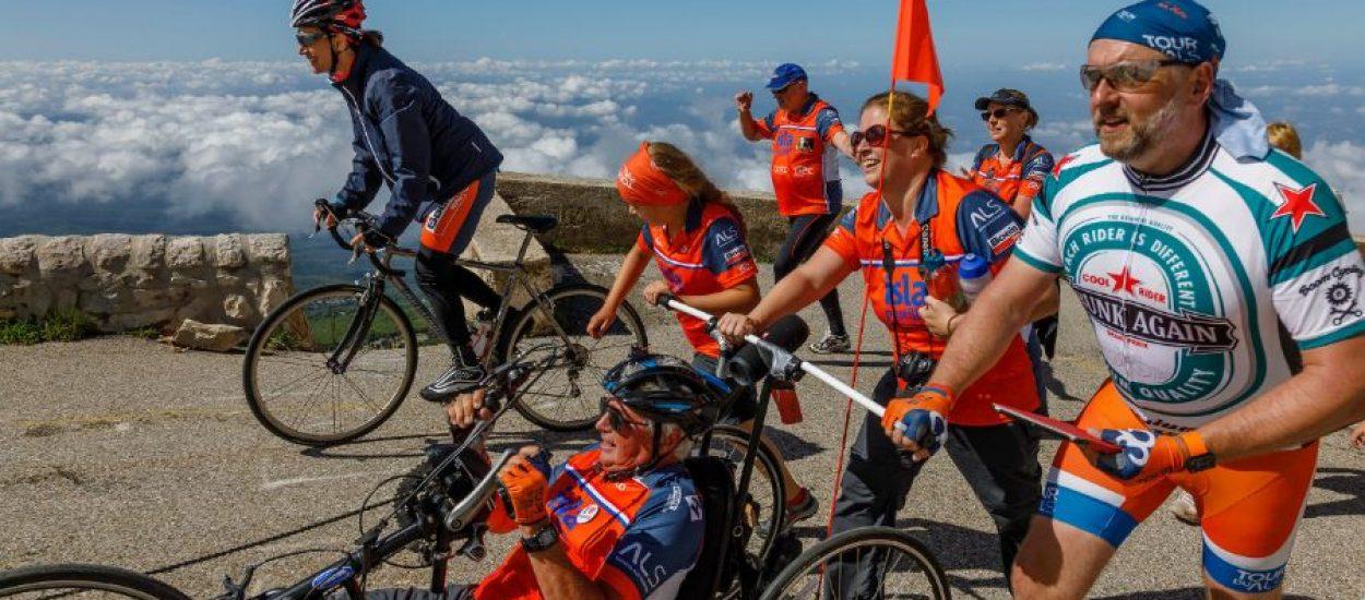 Foto Stichting ALS Nederland