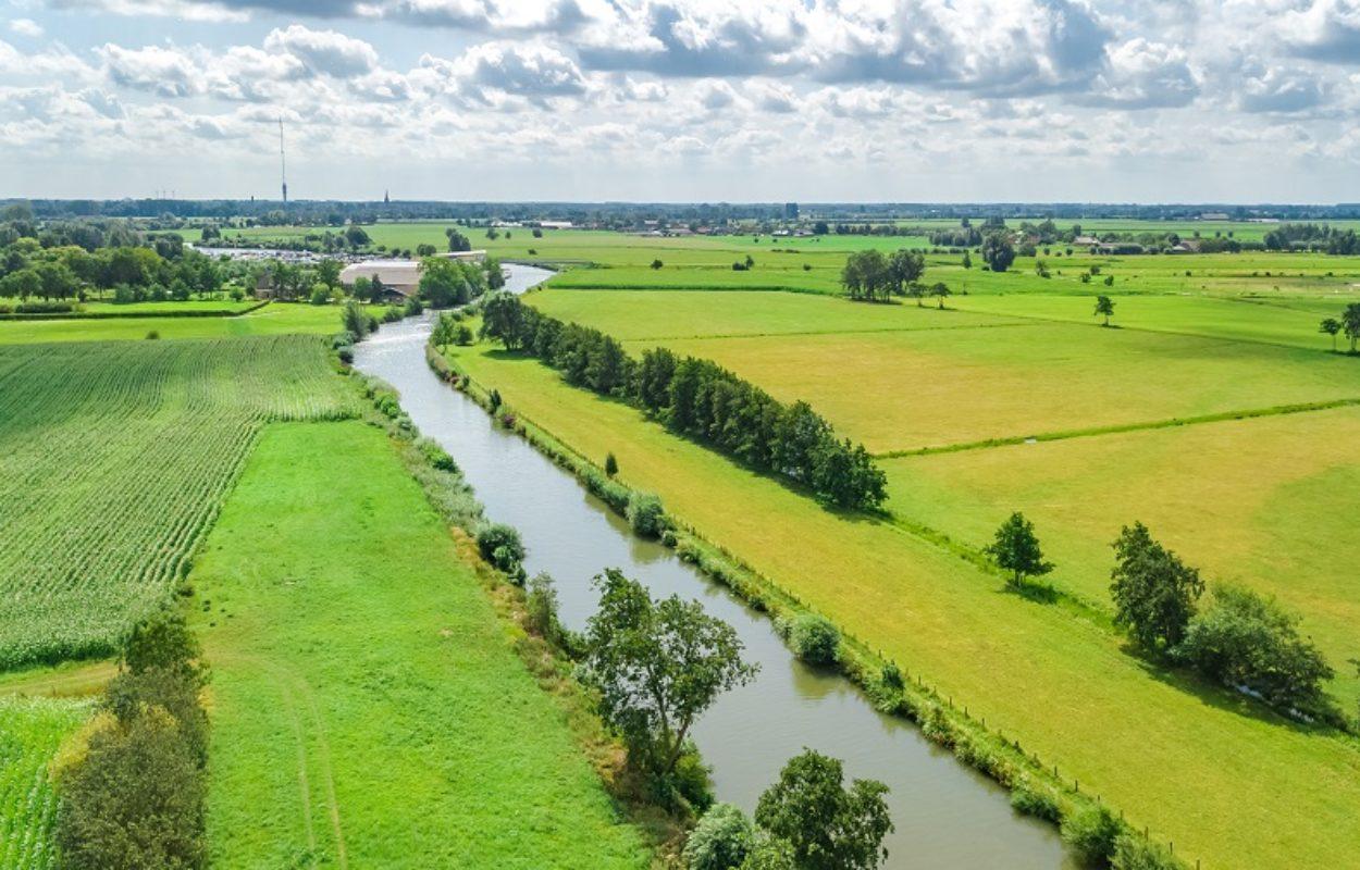 Nederlandse landschappen: landbouwgrond - Toeractief